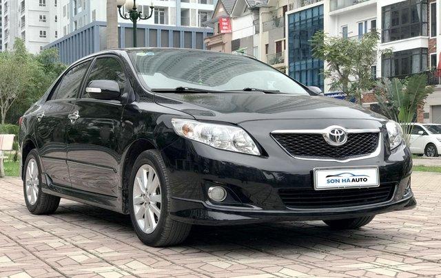 Bán xe Toyota Corolla Altis 2.0V đời 2010 - LH: 0933.68.19721