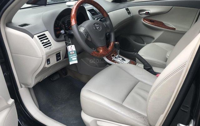 Bán xe Toyota Corolla Altis 2.0V đời 2010 - LH: 0933.68.19726