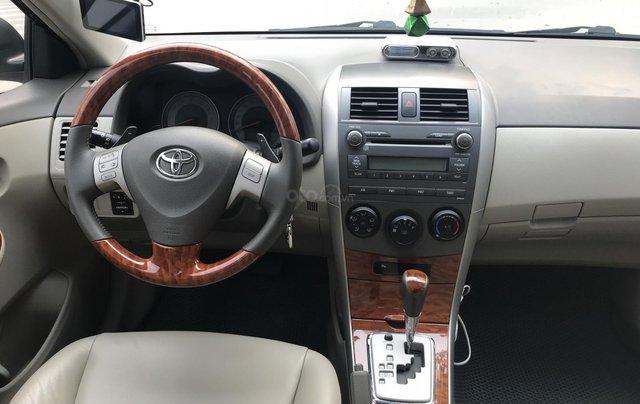 Bán xe Toyota Corolla Altis 2.0V đời 2010 - LH: 0933.68.19728