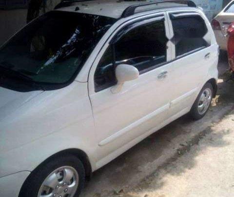 Bán ô tô Daewoo Matiz sản xuất 2007, màu trắng, xe còn đẹp, không bị tai nạn, ngập nước1