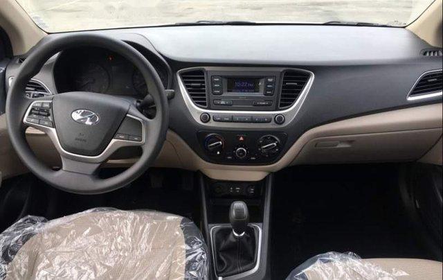 Bán Hyundai Accent năm 2019, màu nâu4