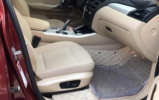 Bán BMW X3 2.8i 2013, màu đỏ, xe nhập2