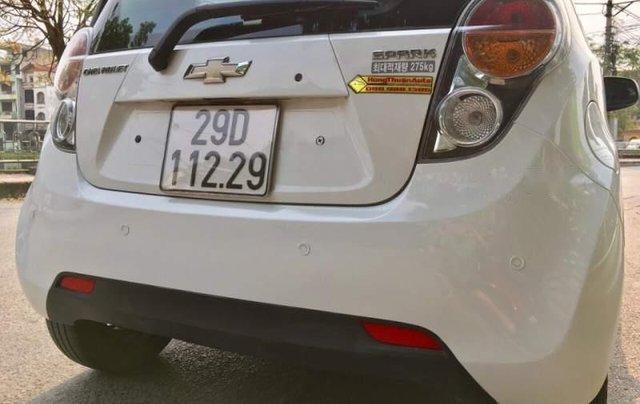 Bán xe Chevrolet Spark đời 2012, màu trắng, nhập khẩu nguyên chiếc, đăng ký 20174