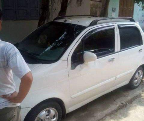 Bán ô tô Daewoo Matiz sản xuất 2007, màu trắng, xe còn đẹp, không bị tai nạn, ngập nước2