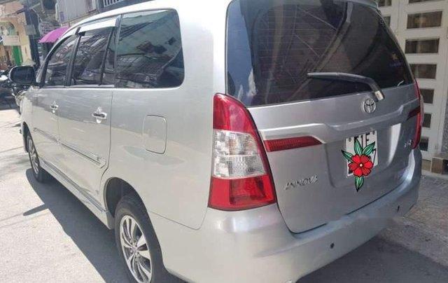 Bán Toyota Innova 12/2015, số sàn, gia đình trùm mền mới 99,9%4