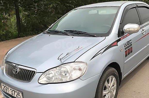 Bán Toyota Corolla Altis đời 2003, nhập khẩu nguyên chiếc  1