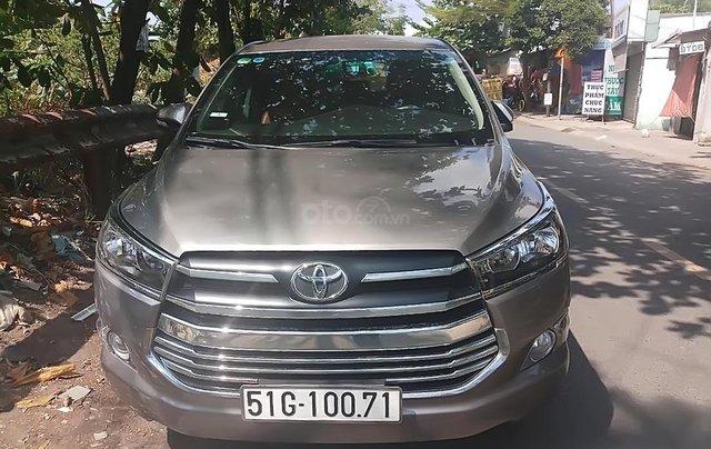 Bán ô tô Toyota Innova năm sản xuất 20170