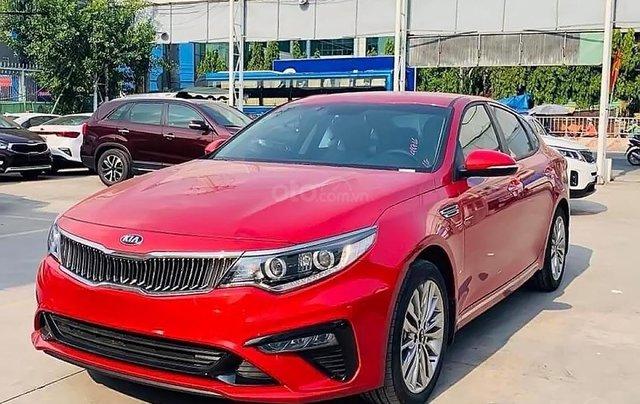 Bán Kia Optima AT năm sản xuất 2019, màu đỏ, 789 triệu0