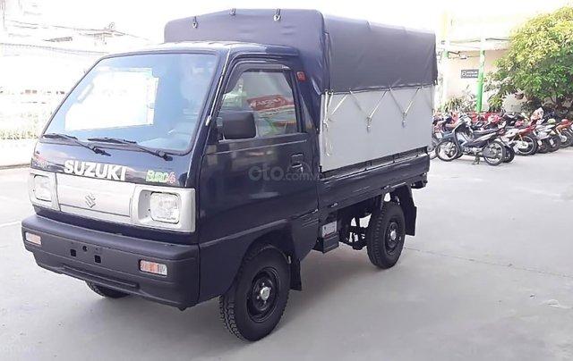 Cần bán xe Suzuki Super Carry Truck đời 2019, màu xanh lam, 263 triệu0