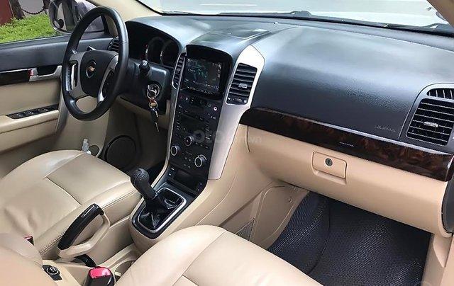 Bán Chevrolet Captiva LT năm sản xuất 2008, màu bạc, 269tr1