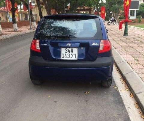 Cần bán gấp Hyundai Getz 2009, xe nhập khẩu5