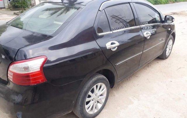 Bán ô tô Toyota Vios sản xuất năm 2009, màu đen còn mới, giá tốt1