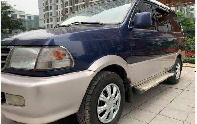 Cần bán Toyota Zace GL sản xuất năm 2002, giá chỉ 158 triệu