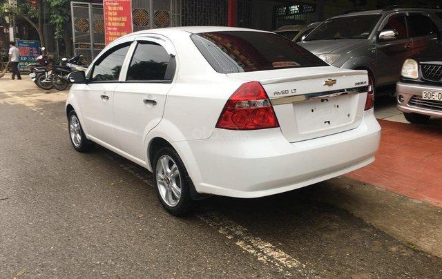 Bán Chevrolet Aveo sản xuất 2018, màu trắng, giá 365tr3