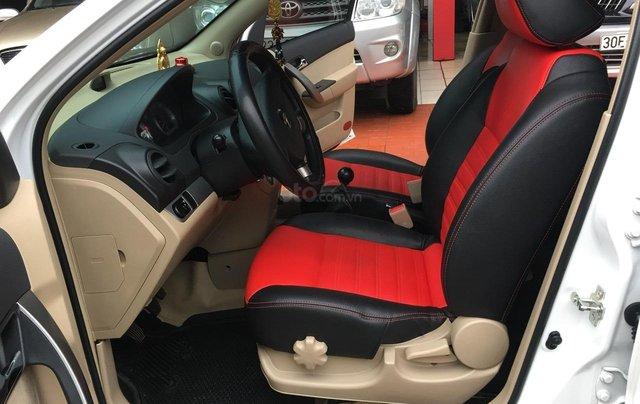 Bán Chevrolet Aveo sản xuất 2018, màu trắng, giá 365tr6