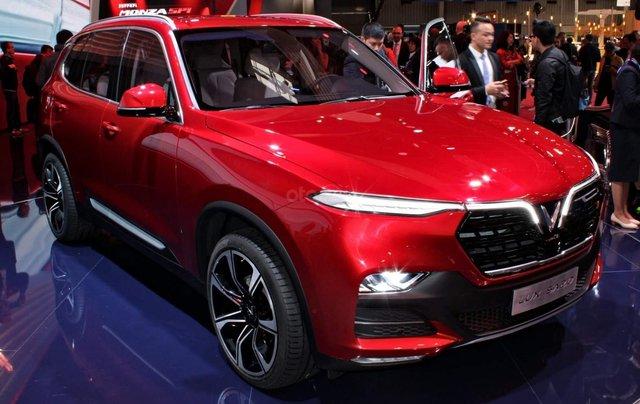 VinFast Lux SA2.0 - SUV 7 chỗ - Đẳng cấp - siêu ưu đãi - Giao xe sớm - Hỗ trợ trả góp, LH: 0961.848.2220
