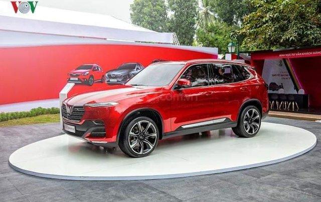 VinFast Lux SA2.0 - SUV 7 chỗ - Đẳng cấp - siêu ưu đãi - Giao xe sớm - Hỗ trợ trả góp, LH: 0961.848.2222