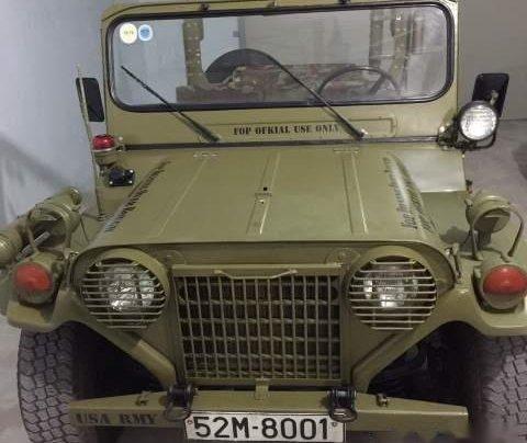 Bán Jeep A2 sản xuất năm 1980, xe nhập, giá 265tr4