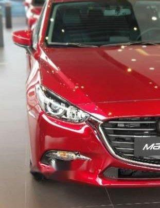 Bán Mazda 3 2019, màu đỏ1