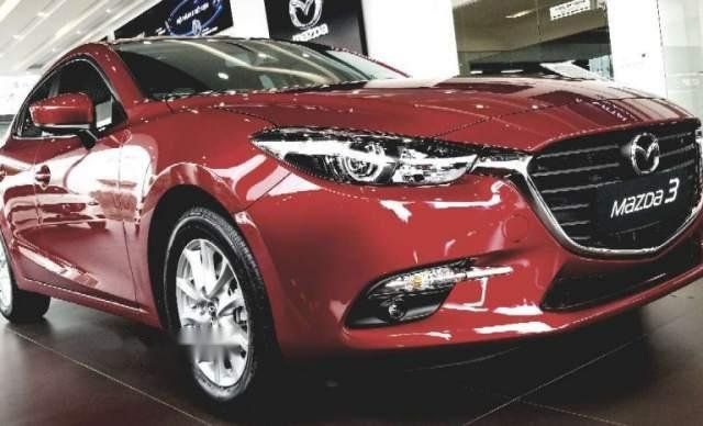 Bán Mazda 3 2019, màu đỏ0