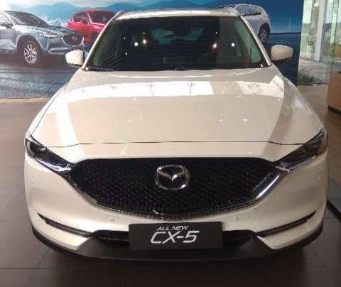 Bán Mazda CX 5 2.0 All New 2019, màu trắng, giá tốt0