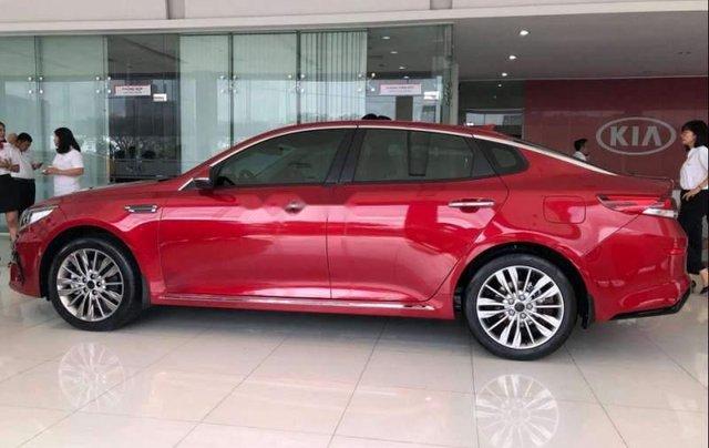 Bán xe Kia Optima đời 2019, màu đỏ, giá 789tr2