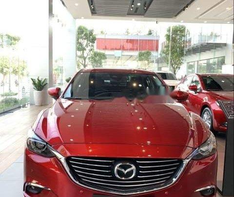 Bán Mazda 6 2019, màu đỏ, giá tốt1