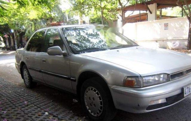 Bán Honda Accord năm sản xuất 1993, màu bạc, xe nhập Nhật Bản5