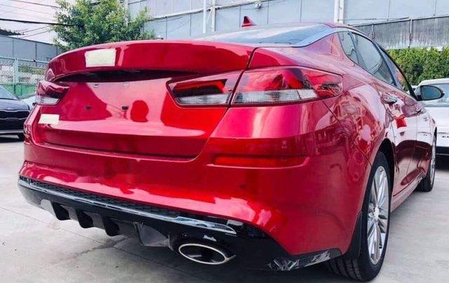 Bán xe Kia Optima đời 2019, màu đỏ, giá 789tr3