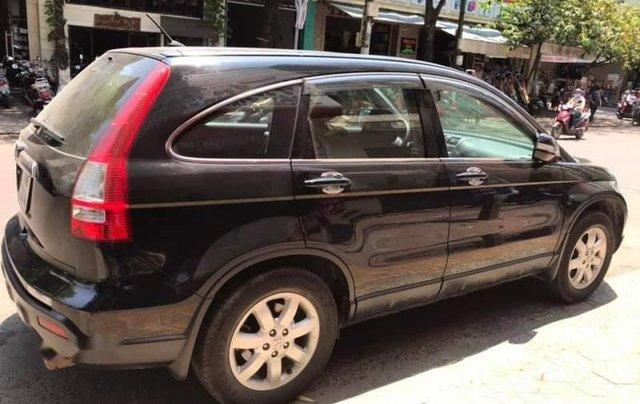 Bán Honda CR V 2010, màu đen như mới1