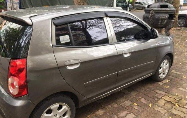 Cần bán lại xe Kia Morning 2009, màu xám, nhập khẩu nguyên chiếc chính chủ, 228 triệu0