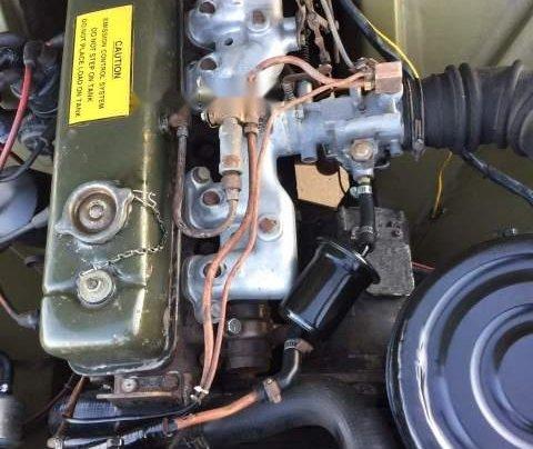 Bán Jeep A2 sản xuất năm 1980, xe nhập, giá 265tr2