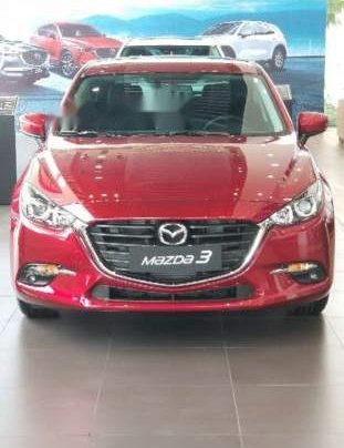 Bán Mazda 3 2019, màu đỏ3