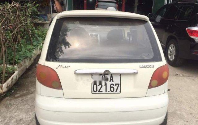 Bán Daewoo Matiz sản xuất năm 2007, màu trắng4