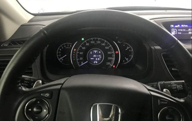 Bán Honda CR V đời 2016, màu đen chính chủ, giá tốt1