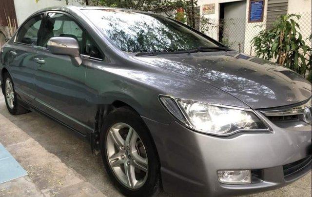 Bán ô tô Honda Civic đời 2006, màu xám chính chủ0