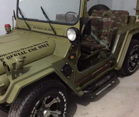 Bán Jeep A2 sản xuất năm 1980, xe nhập, giá 265tr3