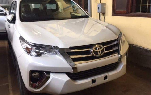 Bán Toyota Fortuner đời 2019, màu trắng, xe nhập0