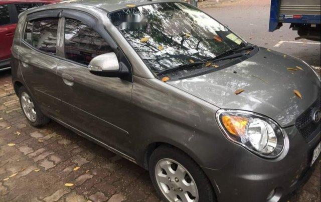 Cần bán lại xe Kia Morning 2009, màu xám, nhập khẩu nguyên chiếc chính chủ, 228 triệu1