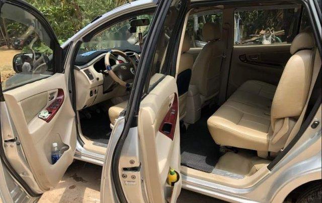 Bán xe Toyota Innova G đời 2006, màu bạc, nhập khẩu nguyên chiếc xe gia đình, giá tốt2