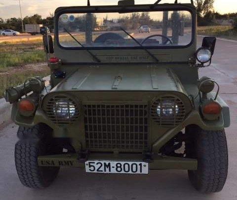 Bán Jeep A2 sản xuất năm 1980, xe nhập, giá 265tr0