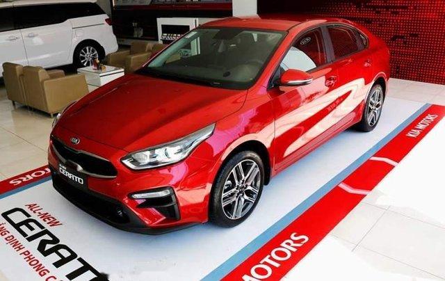 Bán xe Kia Cerato đời 2019, màu đỏ0