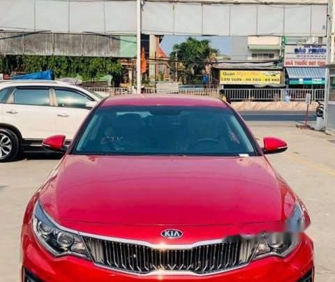Bán xe Kia Optima đời 2019, màu đỏ, giá 789tr1