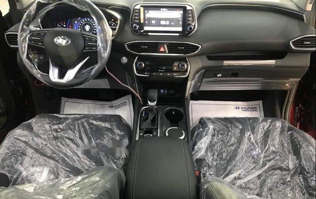 Bán Hyundai Santa Fe 2019, màu đen1