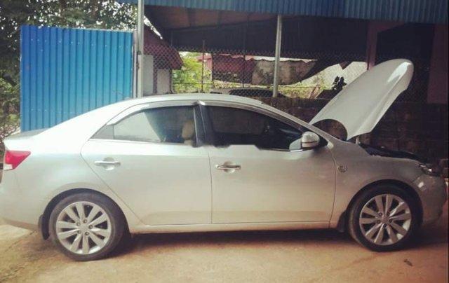 Bán xe Kia Forte 2011, màu bạc như mới, 340tr0