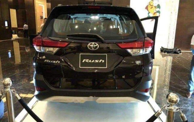 Bán ô tô Toyota Rush sản xuất 2019, màu đen, nhập khẩu2