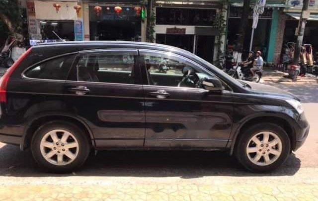 Bán Honda CR V 2010, màu đen như mới0