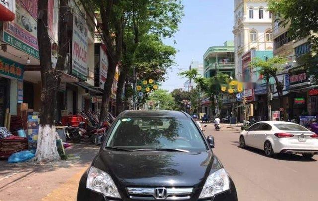 Bán Honda CR V 2010, màu đen như mới2
