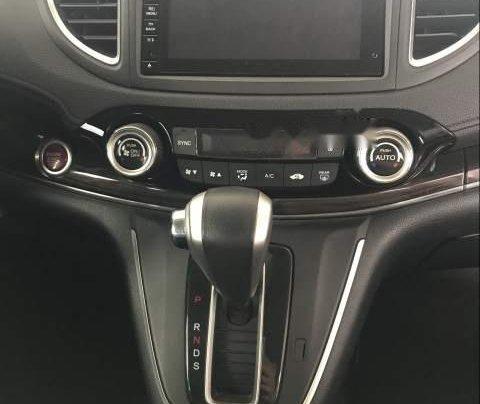 Bán Honda CR V đời 2016, màu đen chính chủ, giá tốt3