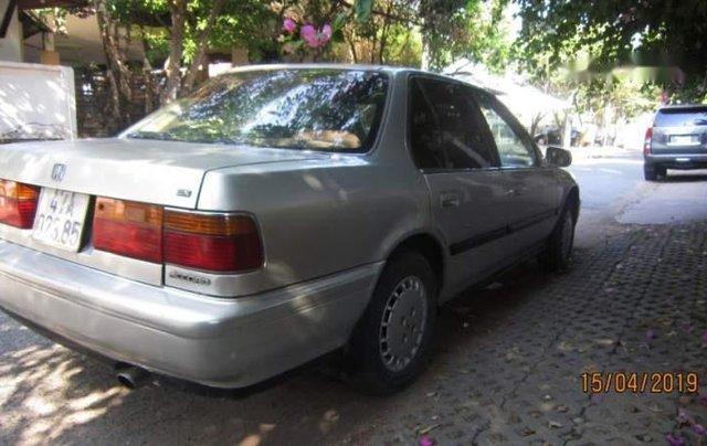 Bán Honda Accord năm sản xuất 1993, màu bạc, xe nhập Nhật Bản4